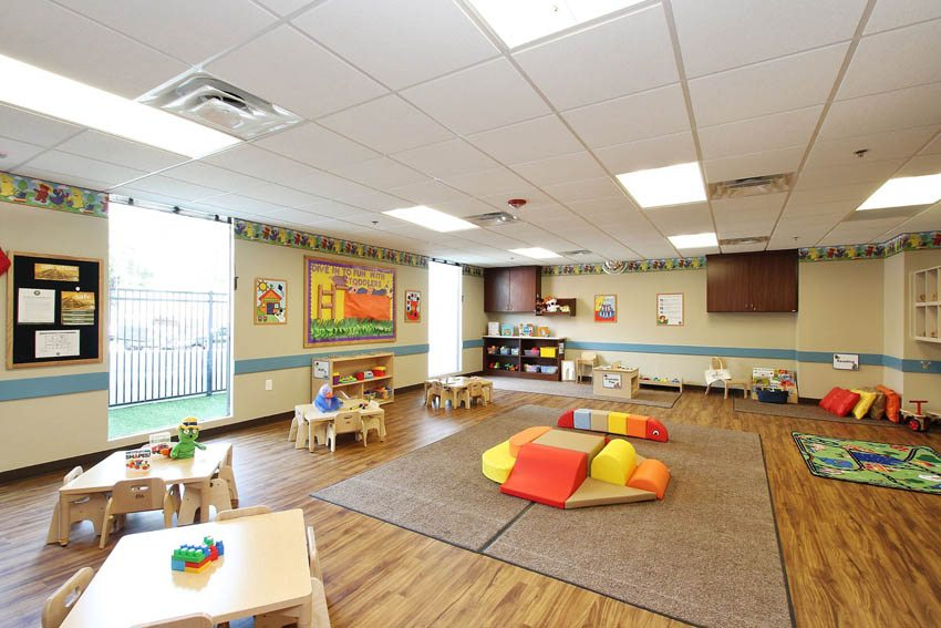 Daycare Design Spotlight: Primrose School of Buckhead