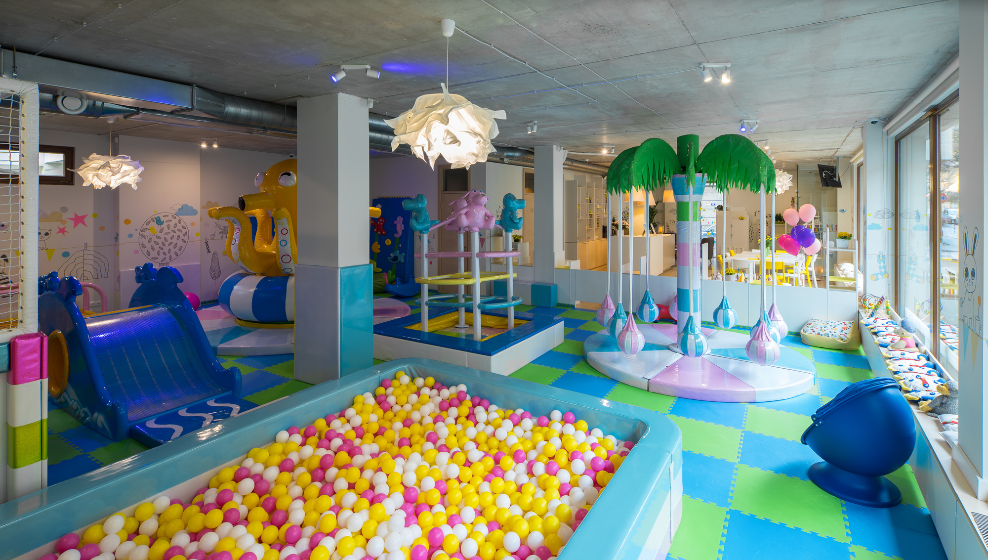 Choosing Your Perfect Child Care Center Interior Design Childcare