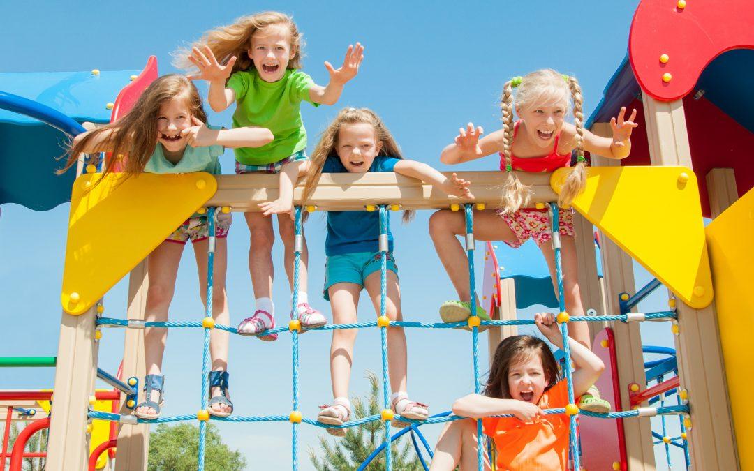 Playground Design Tips